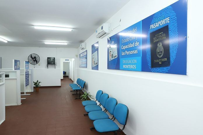 ROBARON EN EL CENTRO DE DOCUMENTACION DE MONTEROS