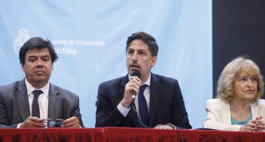 PARITARIA NACIONAL DOCENTE: HUBO ACUERDO Y COMIENZAN LAS CLASES EL 2 DE MARZO