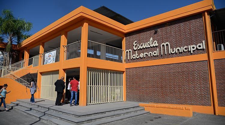 ESTE LUNES LA ESCUELA MATERNAL MUNICIPAL ESTARÁ CERRADA HASTA EL 31 DE MARZO