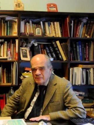 FALLECIÓ EL HISTORIADOR CARLOS PAEZ DE LA TORRE (H)