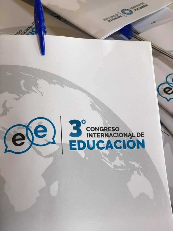 3º CONGRESO INTERNACIONAL DE EDUCACIÓN