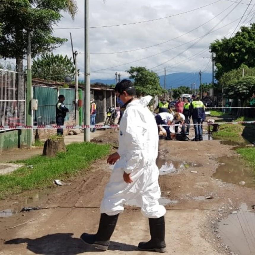 LOS FEMICIDIOS NO CESAN EN CUARENTENA