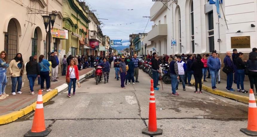 NUEVAS MEDIDAS PARA EL COBRO EN LOS BANCOS EXCLUSIVAS PARA JUBILADOS