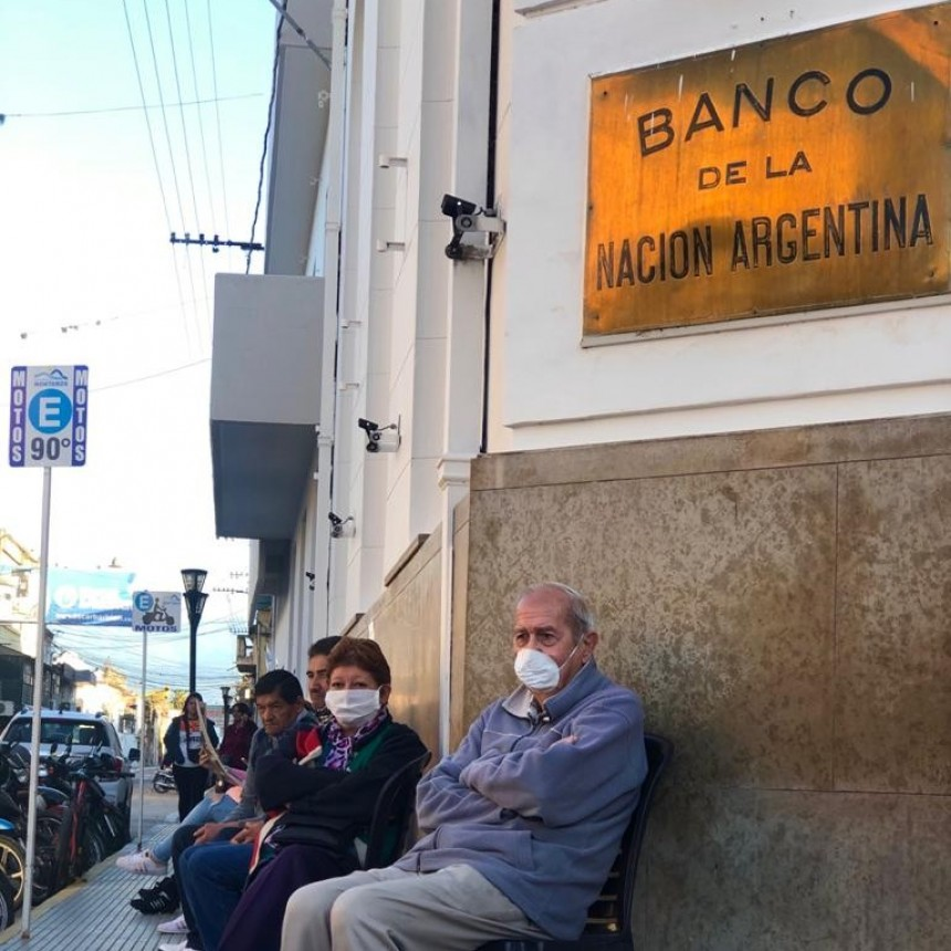 BANCO NACIÓN ATENDIENDO EN SÁBADO.
