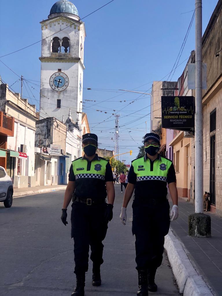 MONTEROS ADHIERE A LA LEY PROVINCIAL DEL USO OBLIGATORIO DE TAPABOCA O BARBIJO