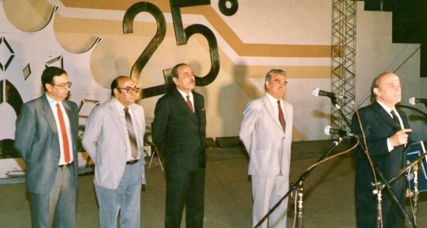 NOS DEJÓ EL PROFESOR EDGARDO SANCHEZ TELLO, LA ULTIMA LEYENDA DE LOS PIONEROS DEL FESTIVAL DE MONTEROS