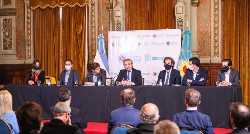 EL GOBIERNO NACIONAL CONSTRUIRÁ 12 UNIDADES SANITARIAS CARCELARIAS EN LA PROVINCIA DE BUENOS AIRES