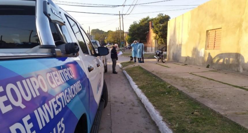 UN ADOLESCENTE ASESINADO Y OTRO HERIDO DE GRAVEDAD EN UN ATAQUE A TIROS EN BARRIO
