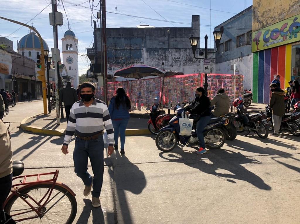MONTEROS ARROJÓ 70 PACIENTES DE COVID 19 EN EL BOLETIN MATUTINO