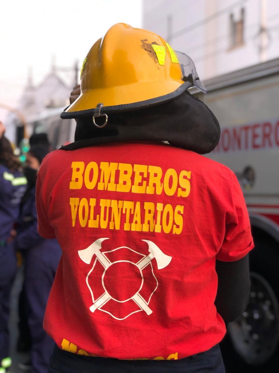MONTEROS RECIBIÓ UN AUTOBOMBA PARA EL DESTACAMENTO DE BOMBEROS VOLUNTARIOS