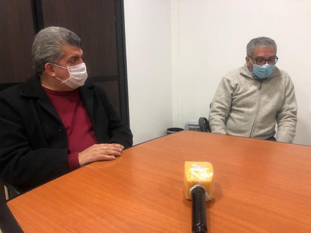EL INTENDENTE ACOMPAÑADO POR EL COE CONFIRMARON LOS CASOS DE COVID-19 EN MONTEROS