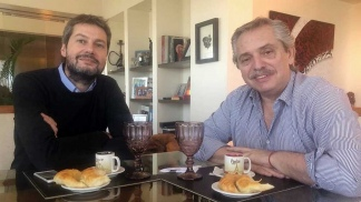 Fernández y Lammens analizaron la presentación de
