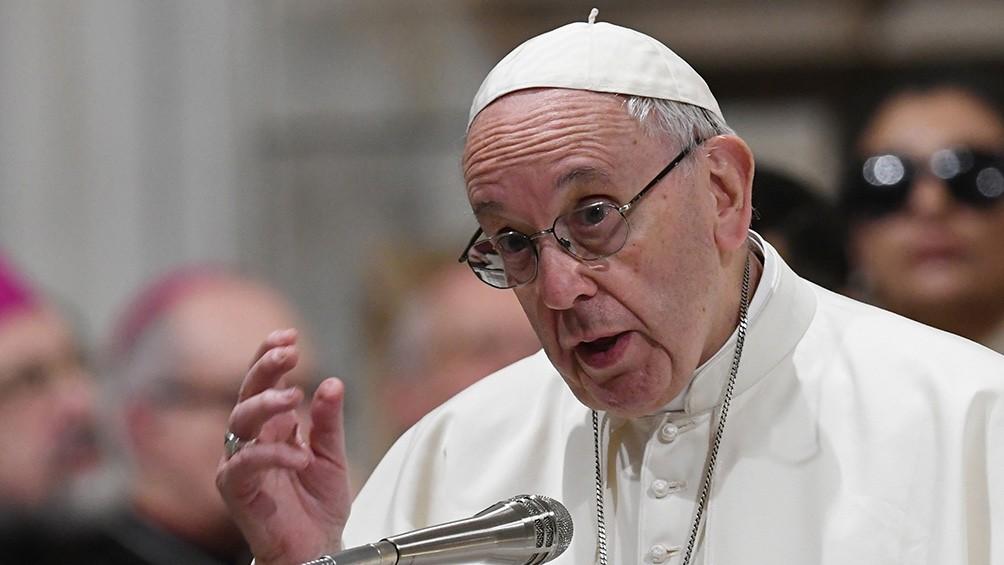 Francisco pidió proteger a las comunidades indígenas de las multinacionales