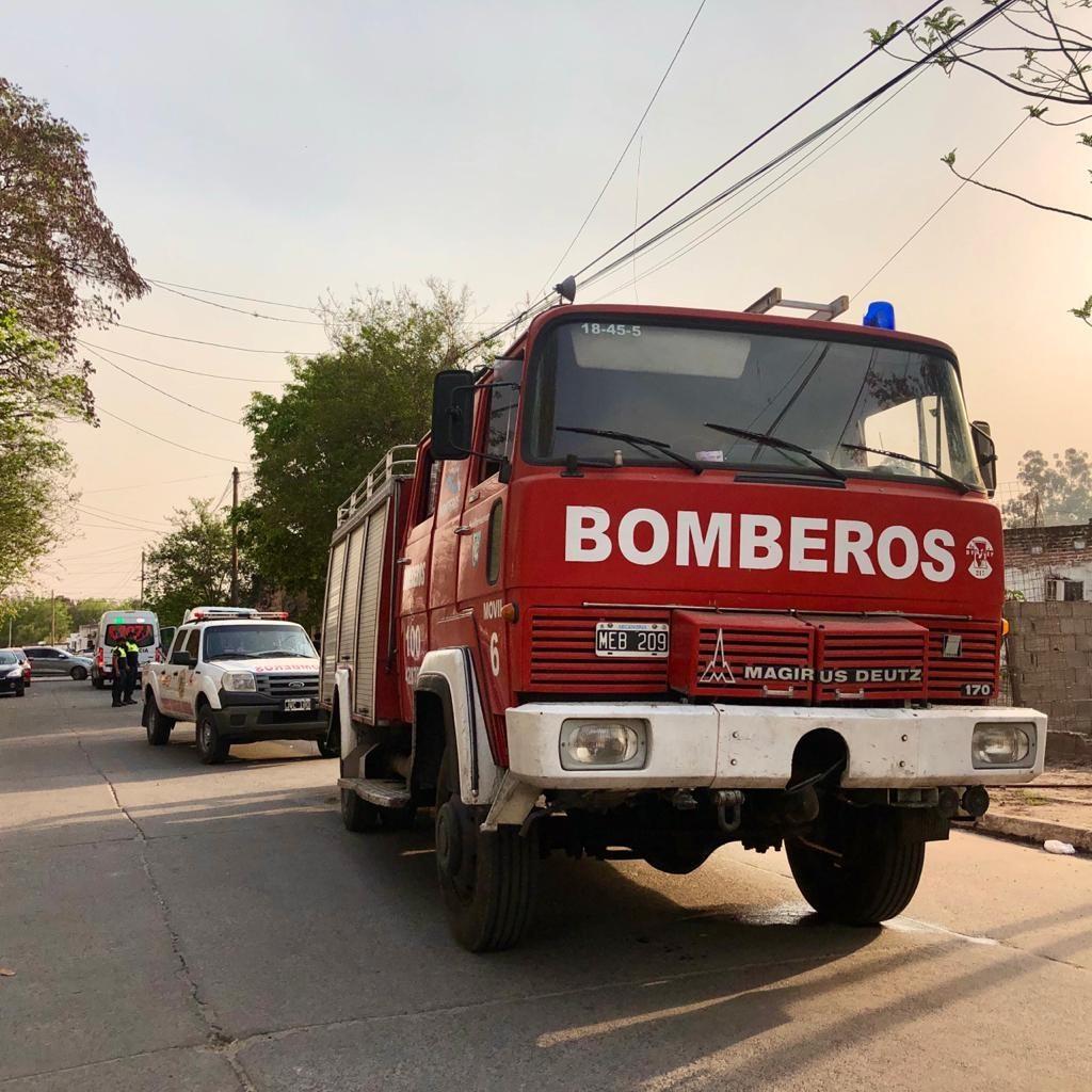A LAS 00 HS SONARAN LAS SIRENAS POR LOS 21 AÑOS DE LOS BOMBEROS VOLUNTARIOS DE MONTEROS