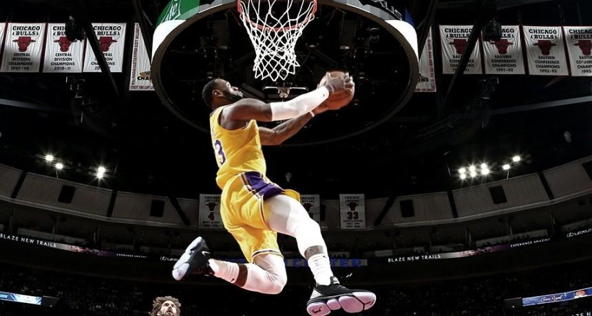 LA NBA REGRESARÍA EN DICIEMBRE, CON CAMBIOS EN EL CALENDARIO