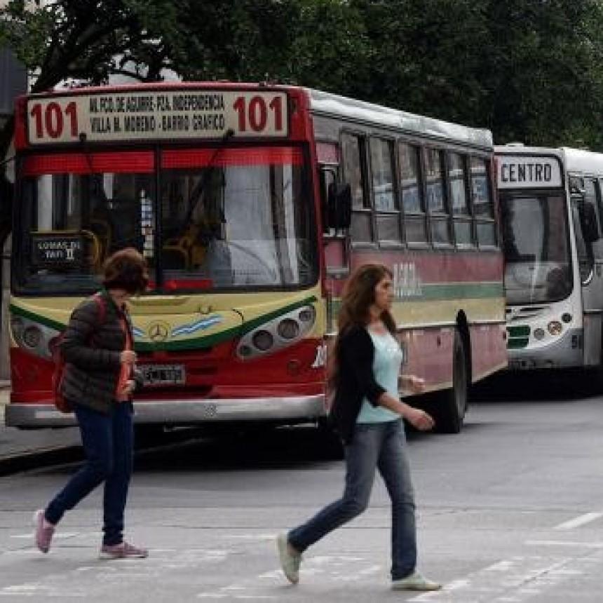 Crisis del transporte ¿boleto a $42?