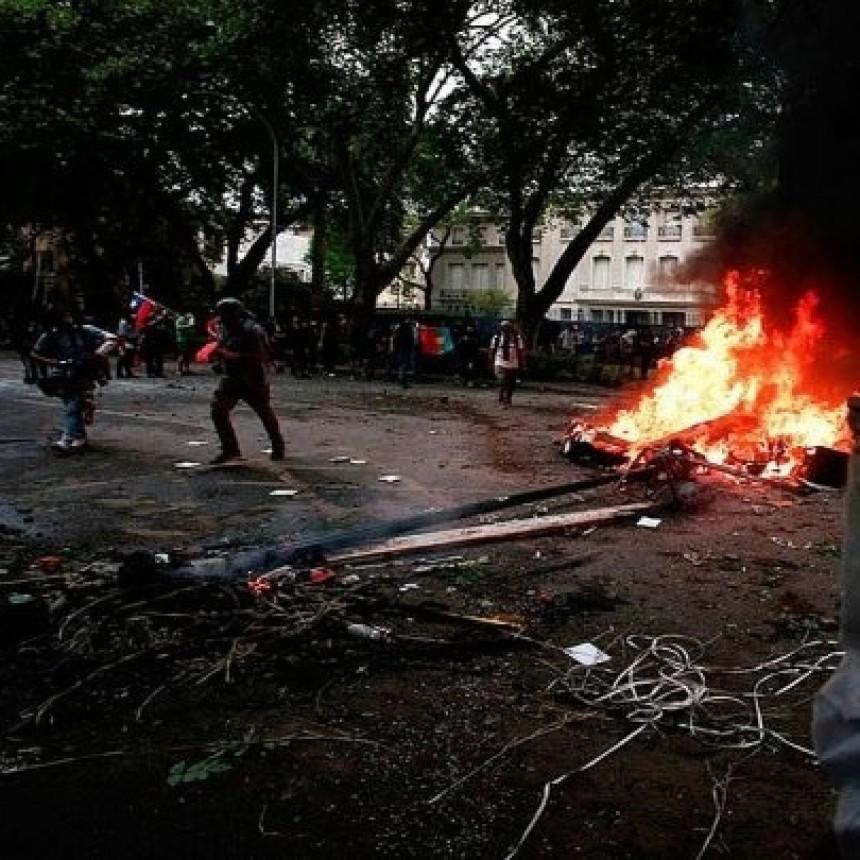 El embajador argentino en Chile tras el ataque a la embajada: