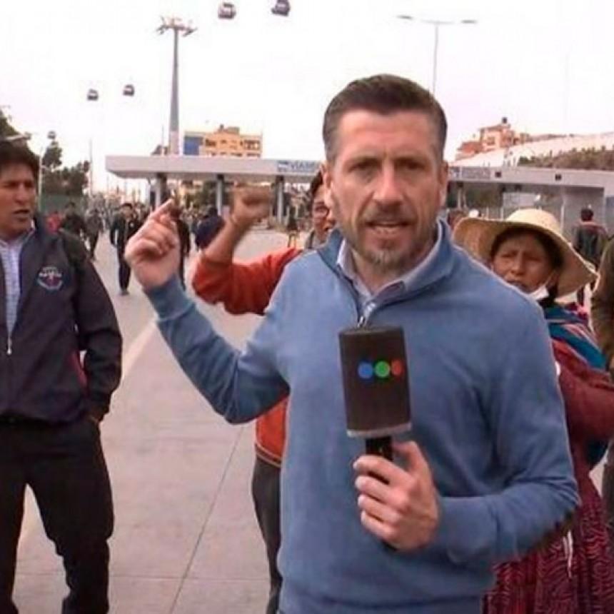 Cancillería pidió a las autoridades de Bolivia