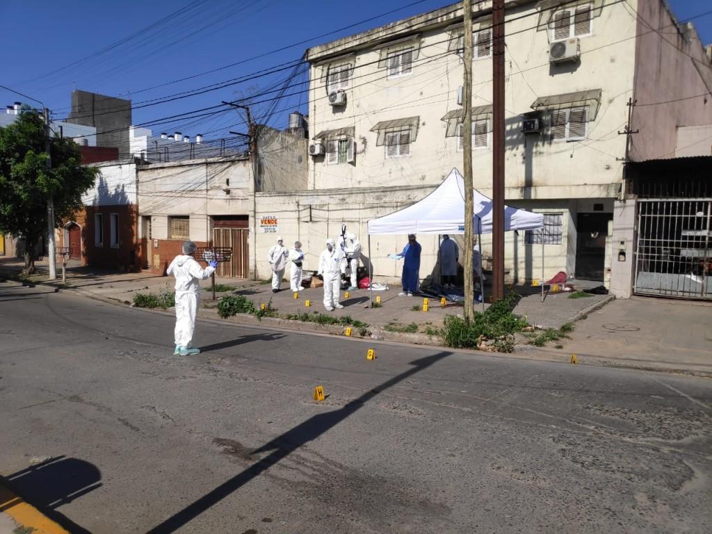 DECLARÓ LA OTRA VÍCTIMA EN EL CASO DEL CRIMEN DE LA MUJER TRANS Y CONTÓ OTRA VERSIÓN