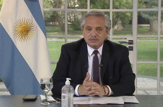 FERNÁNDEZ ANUNCIARÁ ESTE VIERNES EL FIN DEL AISLAMIENTO PREVENTIVO OBLIGATORIO Y EL INICIO DE UNA NUEVA NORMALIDAD