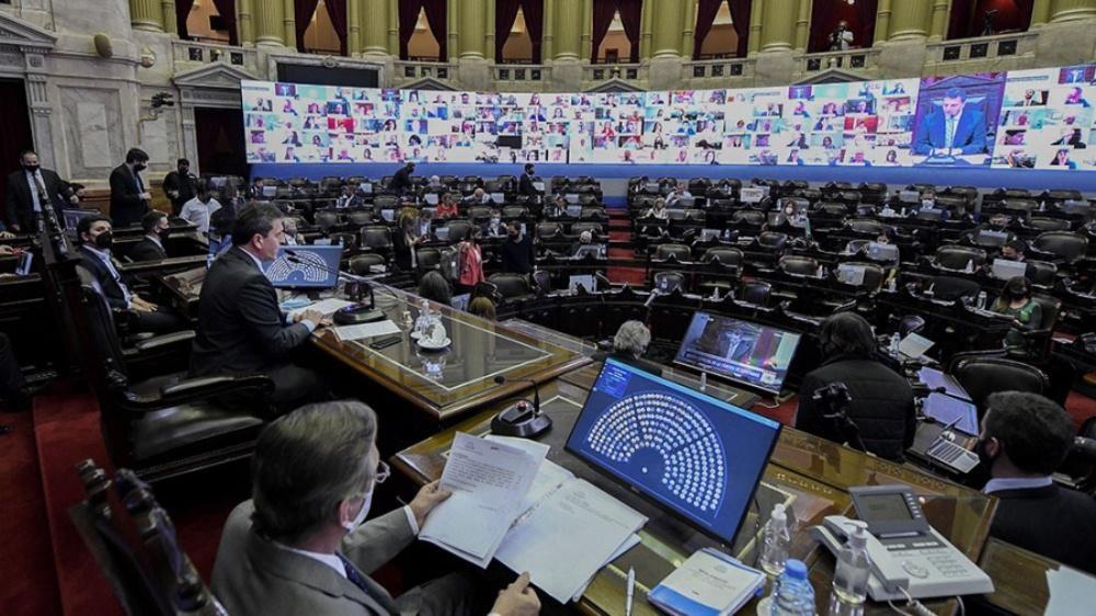 DIPUTADOS APROBÓ LA LEY PARA MODIFICAR EL CÓDIGO CIVIL SOBRE DELITOS DE LESA HUMANIDAD