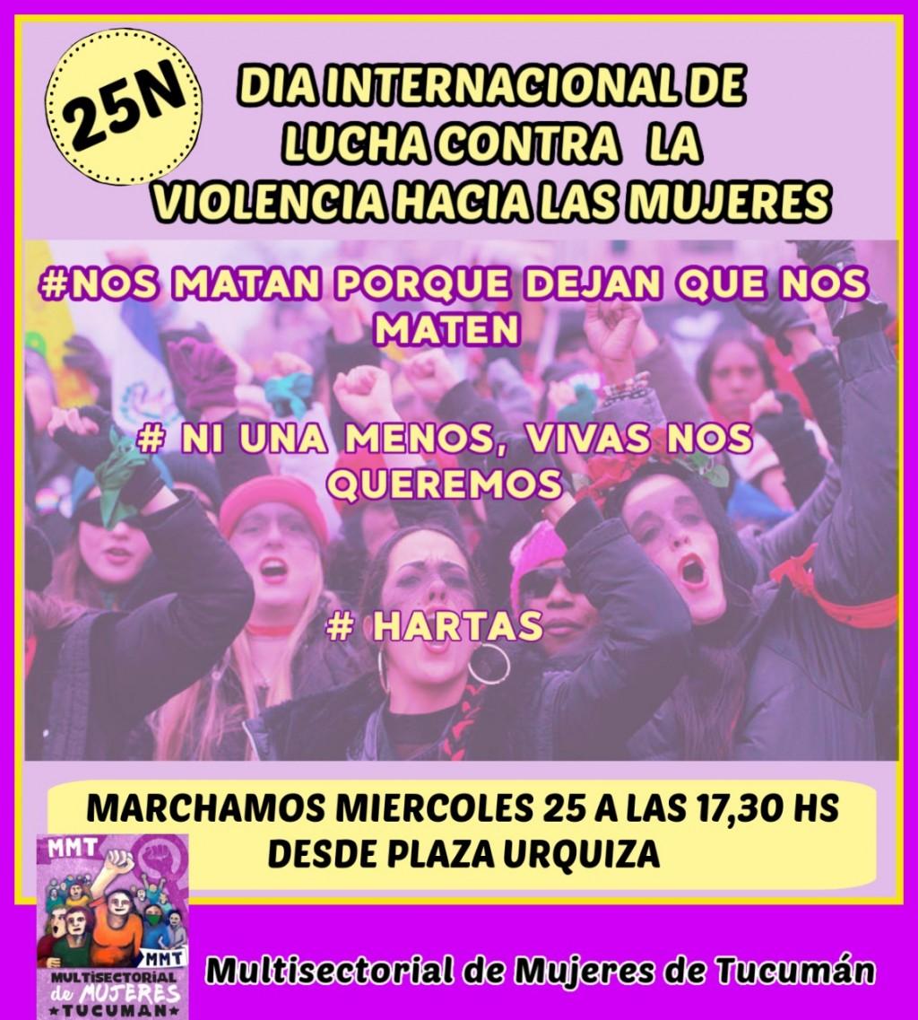 25 DE NOVIEMBRE DIA INTERNACIONAL DE LUCHA CONTRA LA VIOLENCIA HACIA LAS MUJERES