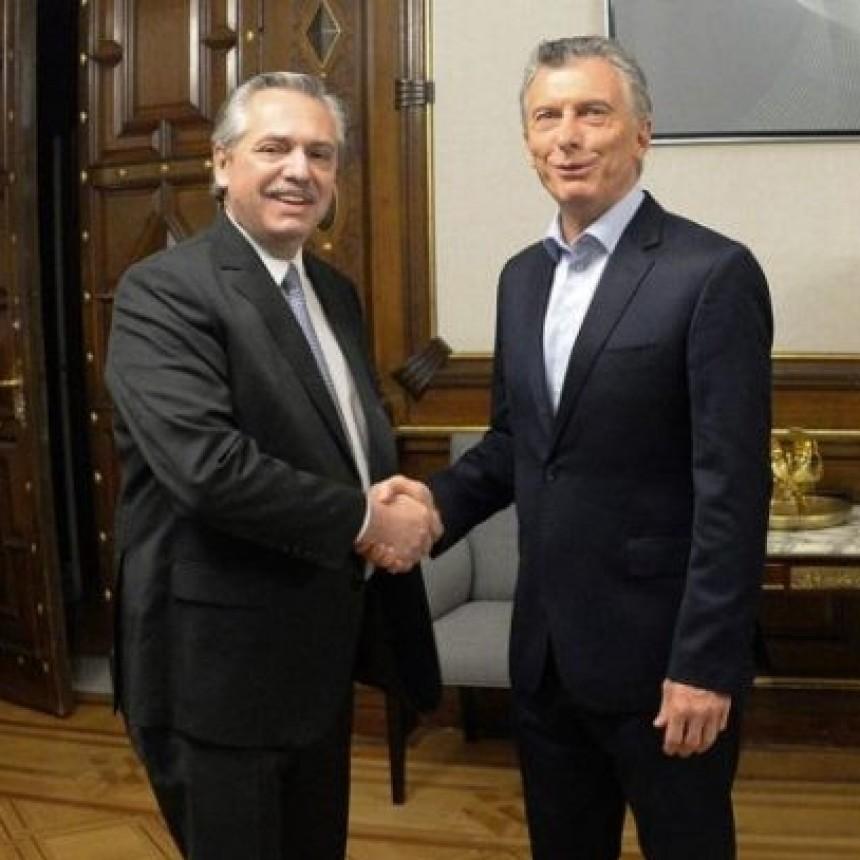 Macri, sobre Fernández: