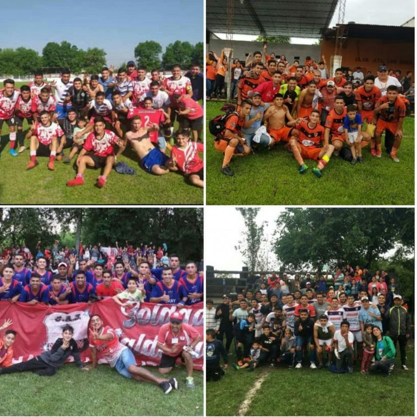 Final de la liga atlética y deportiva el cercado