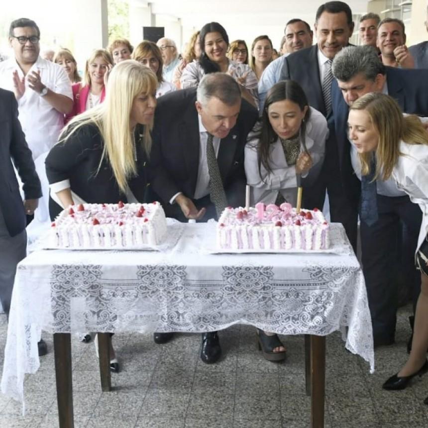 El Hospital Gral. La Madrid de Monteros, celebró sus 122 aniversario