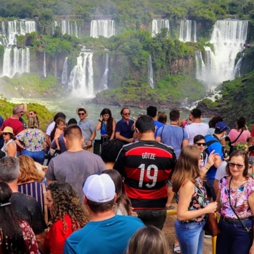Bolsonaro privatizó el lado brasileño de las Cataratas